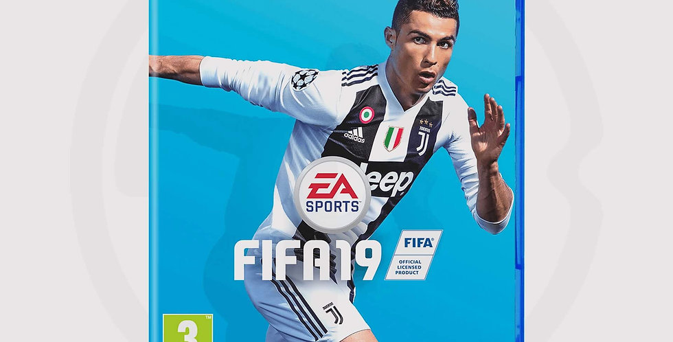 FIFA 19 For Playstation games, cover