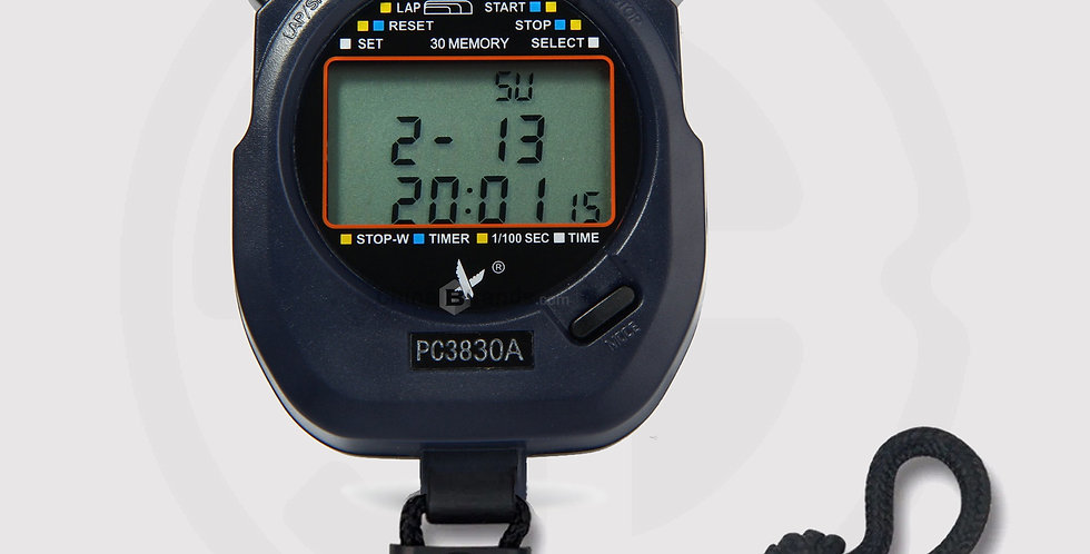 Electronic Stopwatch Digital Running Timer Chronograph Counter