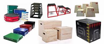 Plyo Boxes - Best Plyometric Boxes