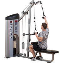 Back Gym Machines