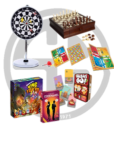 Tabletop Games, Darts & Chess