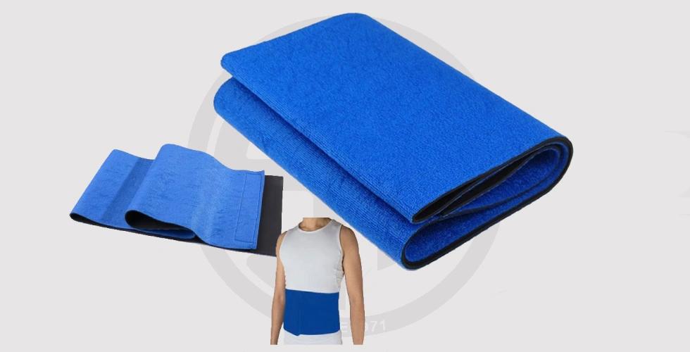 Waist Trimmer Belt, Adjustable Belly Waist Belt - 55 EGP