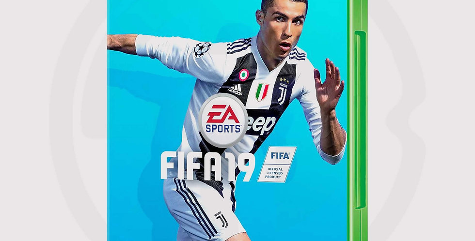 FIFA 19 For Xbox One, standard Edition, disc only
