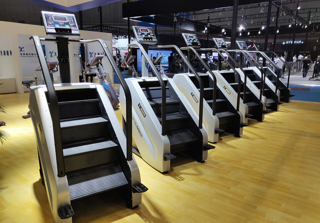 Stair Climbers, Stepmill, StairMaster Ma