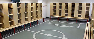 Lockers Room Design