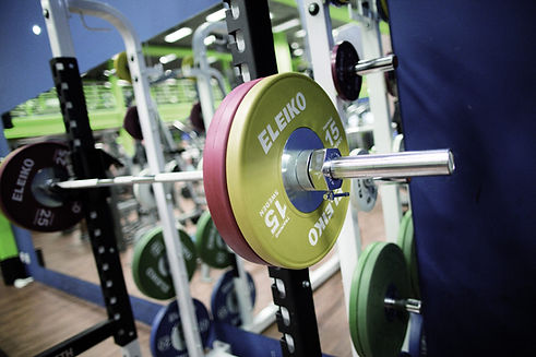 Weight Lifting Bars & Discs