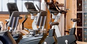 Cardio Exercise Bike