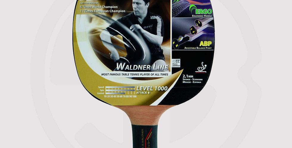 Donic Schildkröt Waldner 1000 FSC Table Tennis Paddle