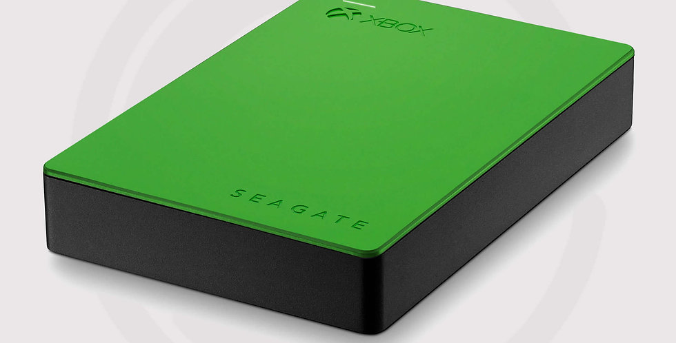 Seagate game drive 4TB HDD for Xbox One