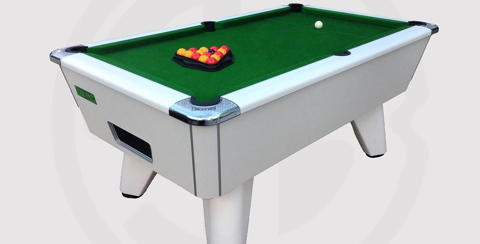 Winner Pool Table, Internal Ball Return System - 8ft - MDF