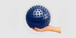 9 inch massaging mini exercise ball - 260 EGP