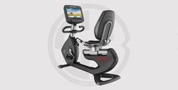 Life Fitness Recumbent Bike - $3950