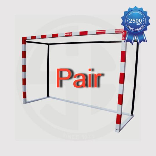 White GSI Hand Ball Goal Post, Size