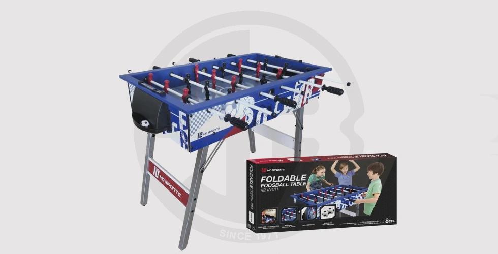 Foldable Foosball Table, 42 - 1,290 EGP