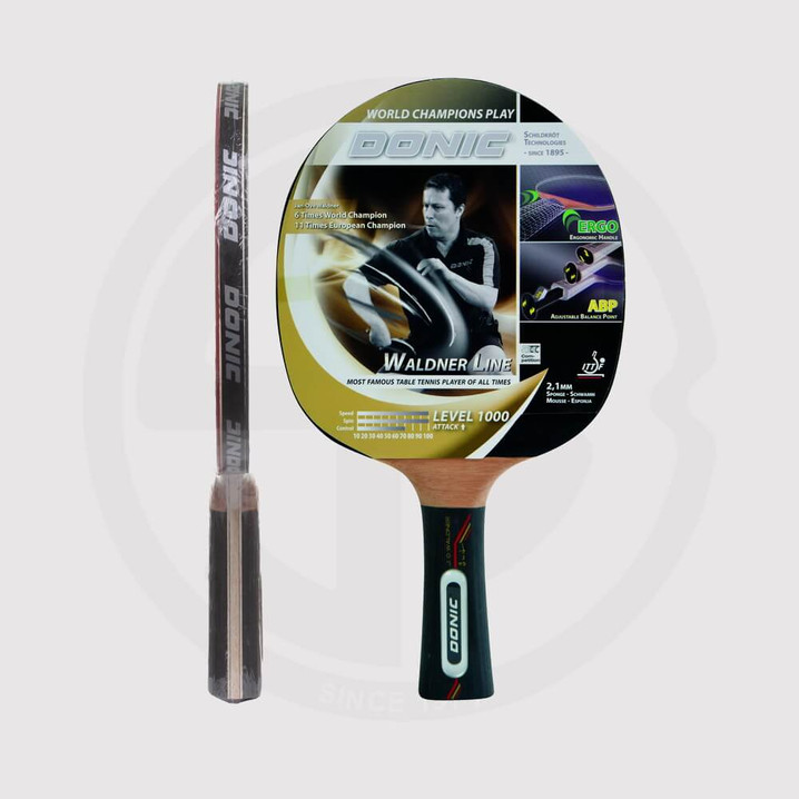 Donic Waldner 1000, Table Tennis Bat