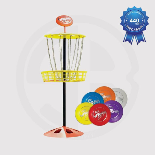 Wham Youth Outdoor Portable Mini Frisbee.