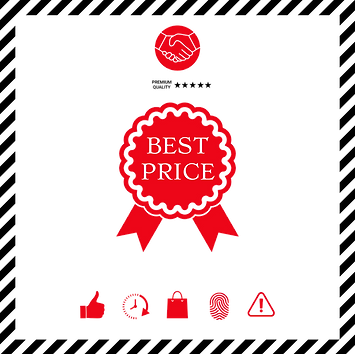 Best Price Icon, Online Shop