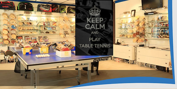 Table Tennis Equoment