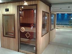 Sauna Made In Egypt