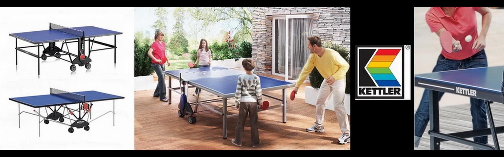 Table Tennis Tables, Kettler Egypt