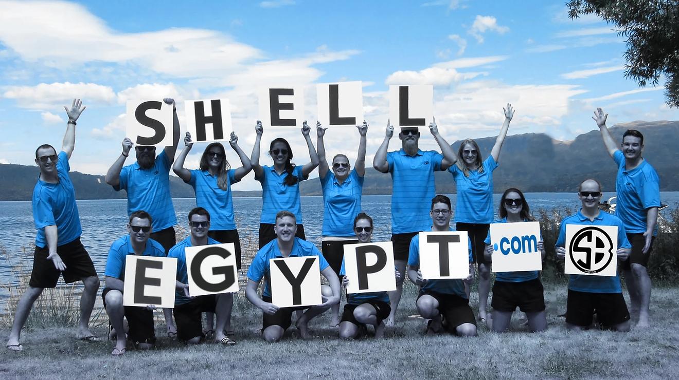 Blue ShellEgypt Team