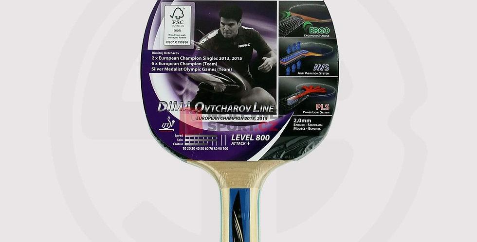 Donic Schildkröt 800 table tennis bat