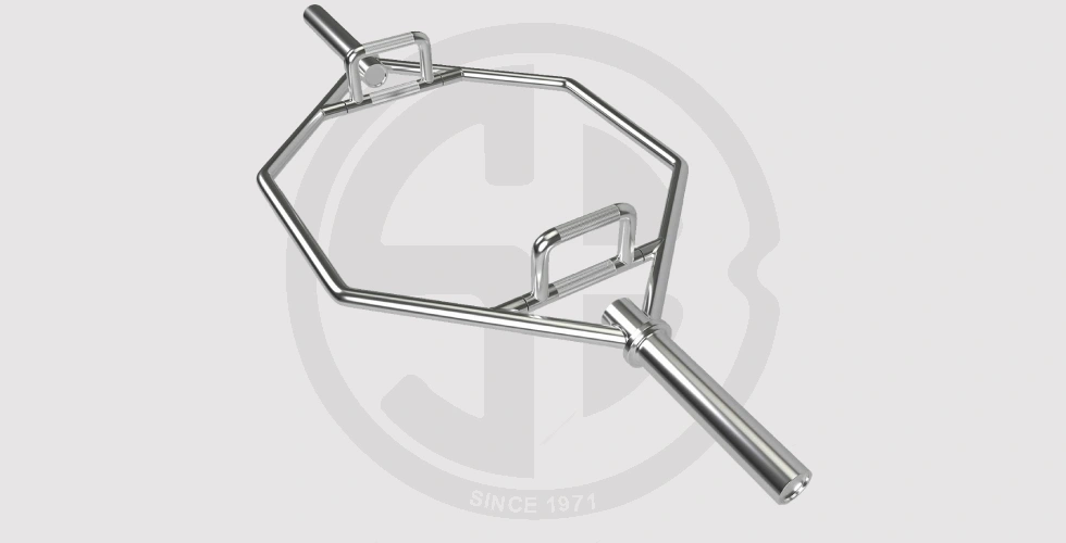 Olympic Hex Bar, Trap Bar - 1,800 EGP