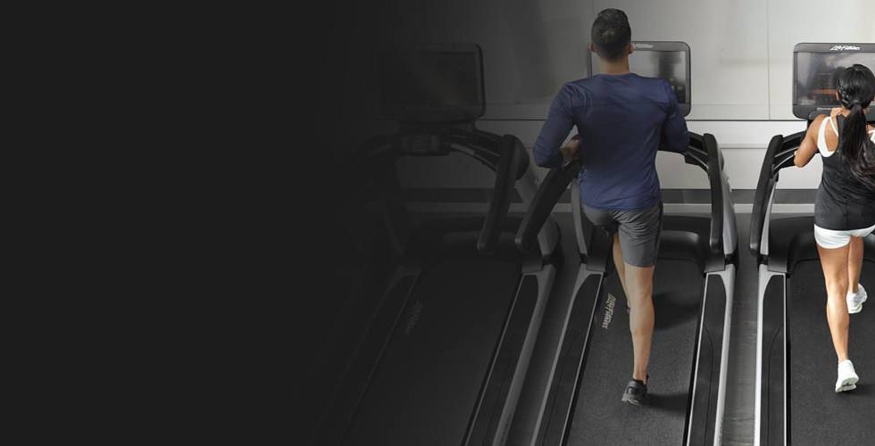 Commercial Treadmill Workshop