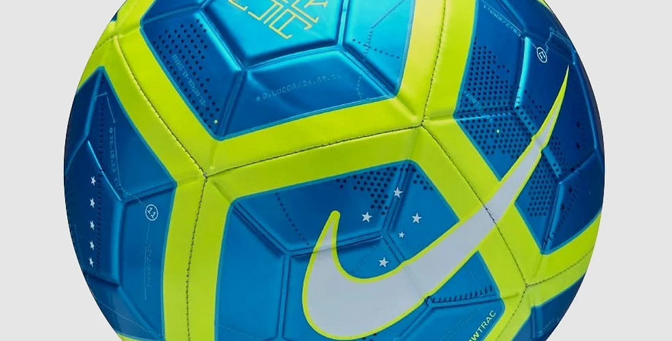 Nike Neymar-Print Football, Size 5 - Blue/Green