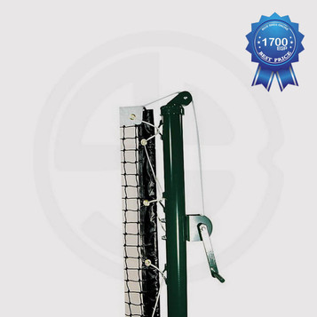 2 78 Round Net Posts With External Winch