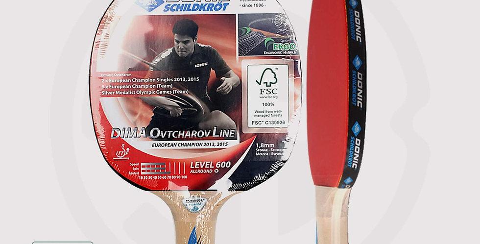 Donic Sensation 600 table tennis bat