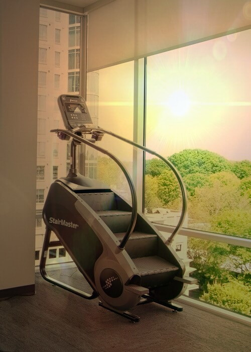 Stair Climber or Stepmill