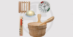 Deluxe Sauna Accessory Pack - 1,900 EGP