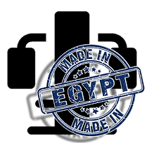 made in egypt vector gym equipment