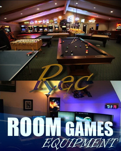 GAME ROOMS EQUIPMENT
