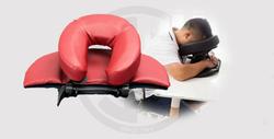 Deluxe Adjustable Headrest & Face Pillow - 970 EGP