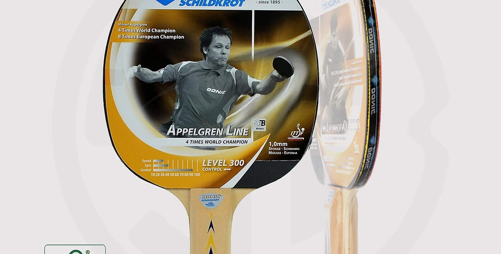 Donic appelgren 300 table tennis racket
