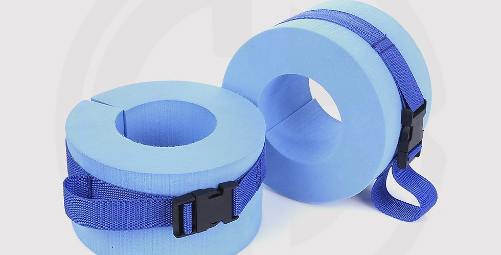 Paired Water Aerobics Swimming Weights, Aquatic Cuffs