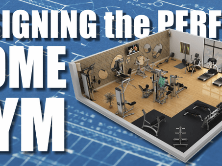 How to create a perfect home gym.?