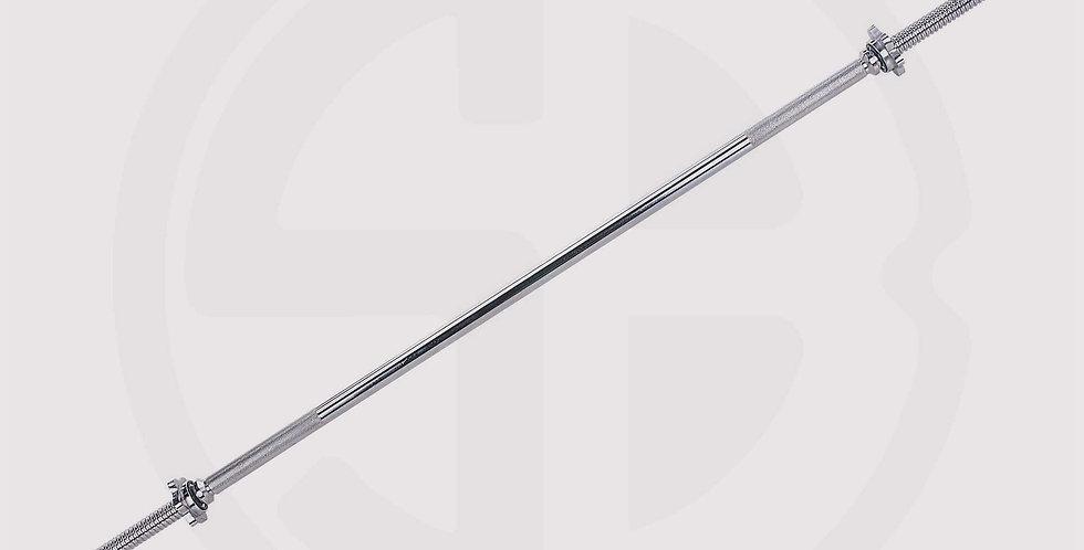 Standard Weight Bar 7ft (27mm,  220cm) - China Made