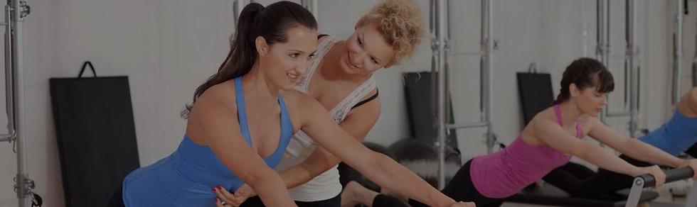 Women's Gym, Good Trainer