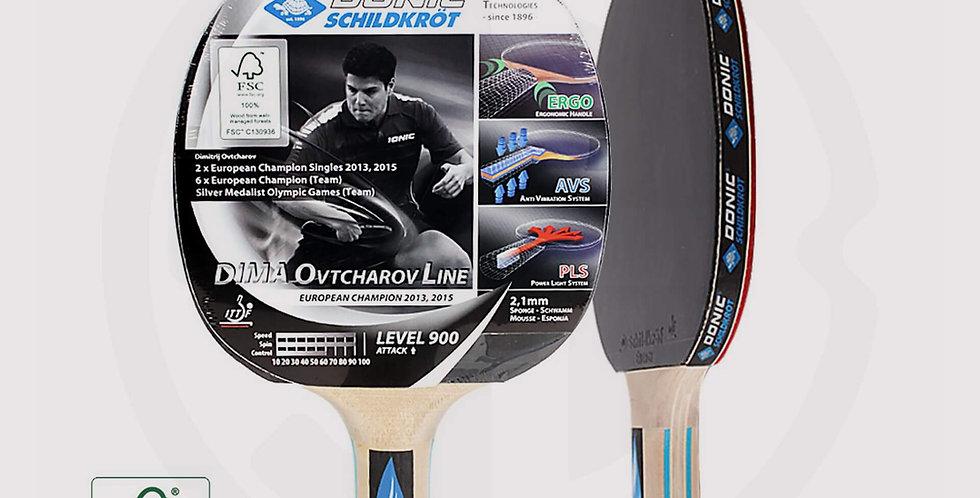 Donic Schildkröt Ovtcharov 900 Table Tennis Bat