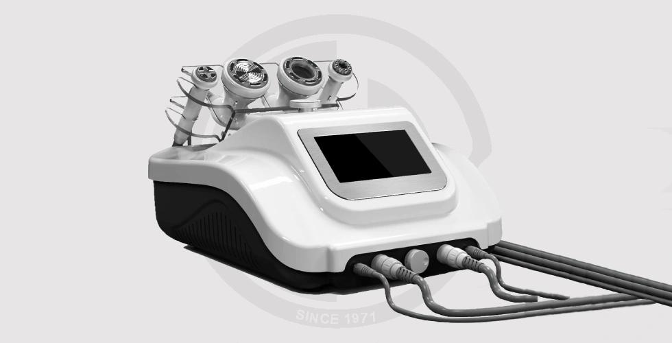 Ultrasound Cavitation Vacuum RF EMS Electroporation Slimming Machine - 36,700 EGP