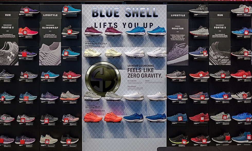 Athletic and Sports Shoes
