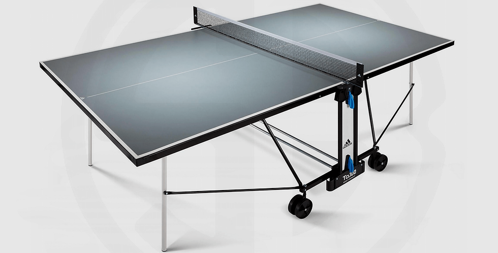 Adidas® Table Tennis Table To-100 Outdoor - 3.5mm Melamine