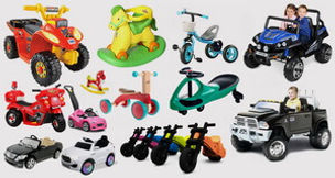 Online Shopping For Ride-on Toys
