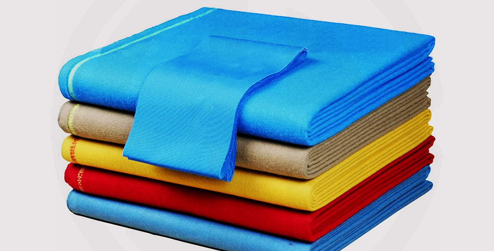 Pool table cloth local industry 8 ft - Multi colors available