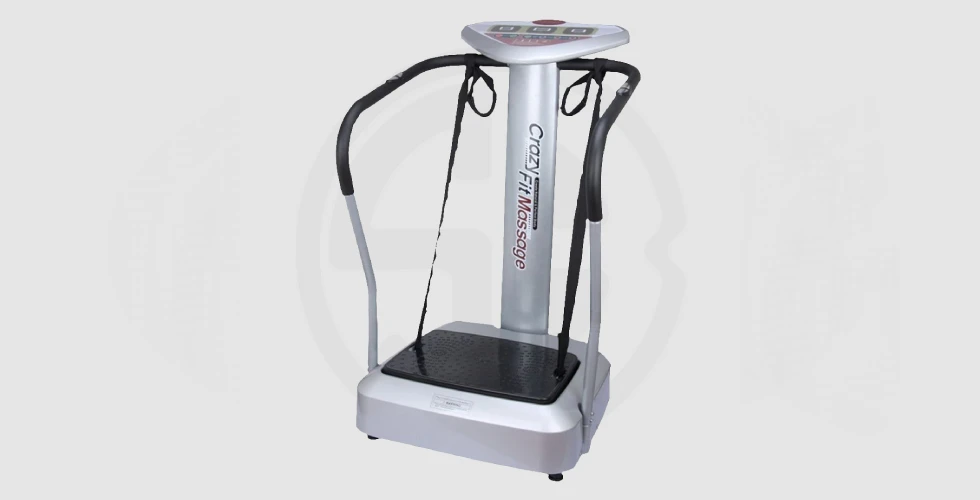 Crazy Fit Massage Machine - 5700 EGP