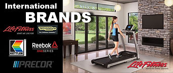 Treadmill Top Brand, Life Fitness