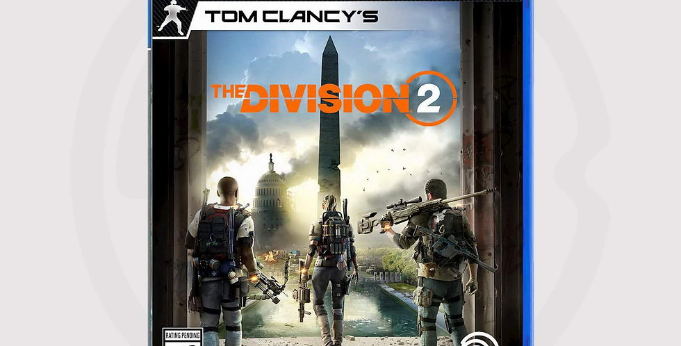 The Dark Zone on PS4, cover